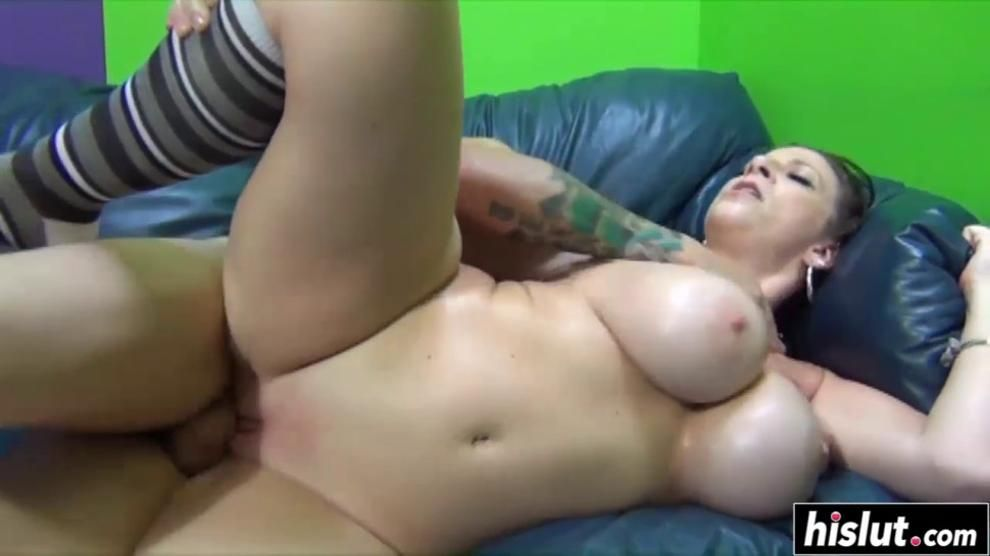Hot Sarah gets fucked in various positions